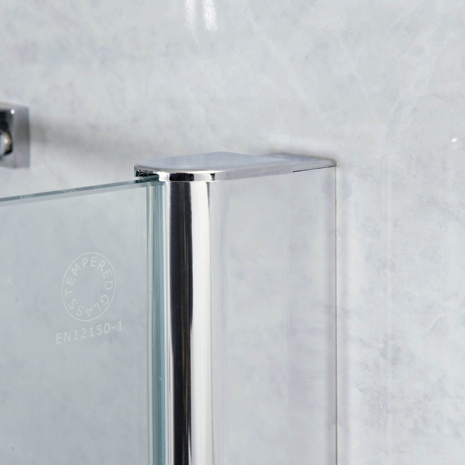 Phoenix idyllic 1200 x 900mm 8mm glass neo hinged for 1200 hinged shower door