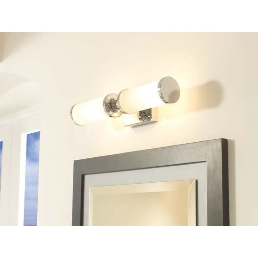 Double Wall Lights Bhs : Imperial Radcliffe Double Wall Light In Chrome