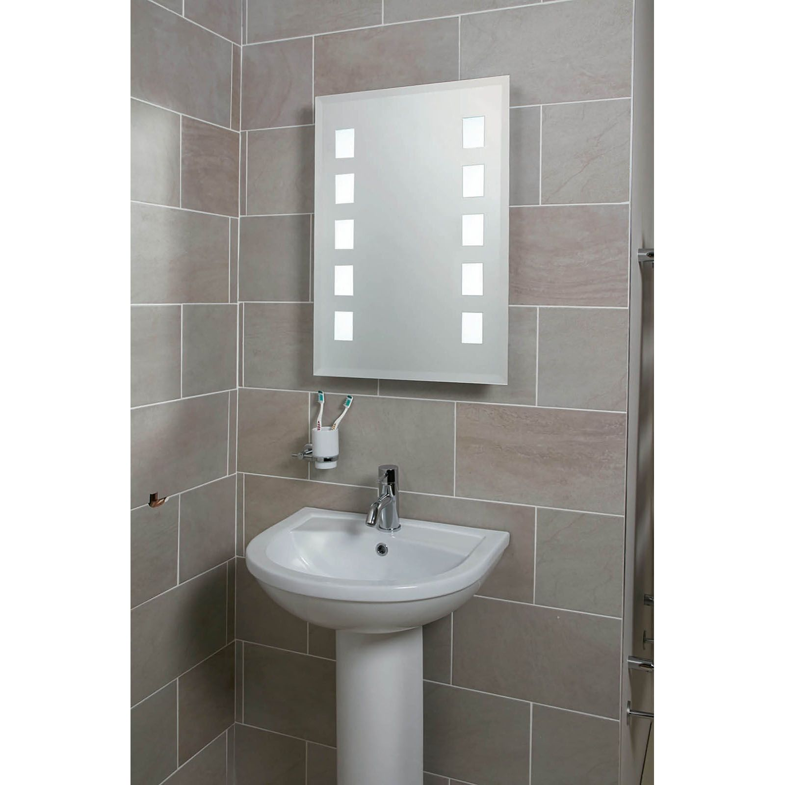 bathroom mirrors phoenix az callisto backlit illuminated bathroom mirror 700mm 16301