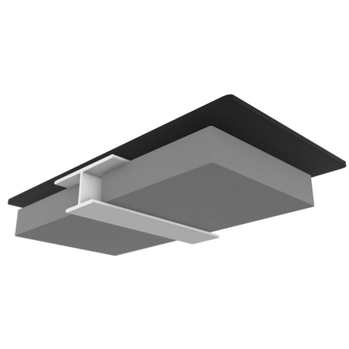 Multipanel PVC Ceiling Mid Joint Type K