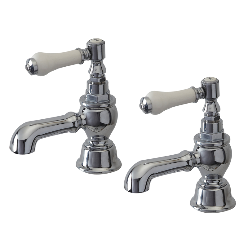 Phoenix Yolie Traditional Pair of Bath Taps YO003