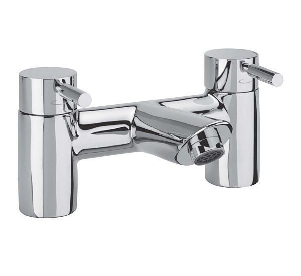 Tavistock Kinetic Deck Mounted Bath Filler Tap TKN32