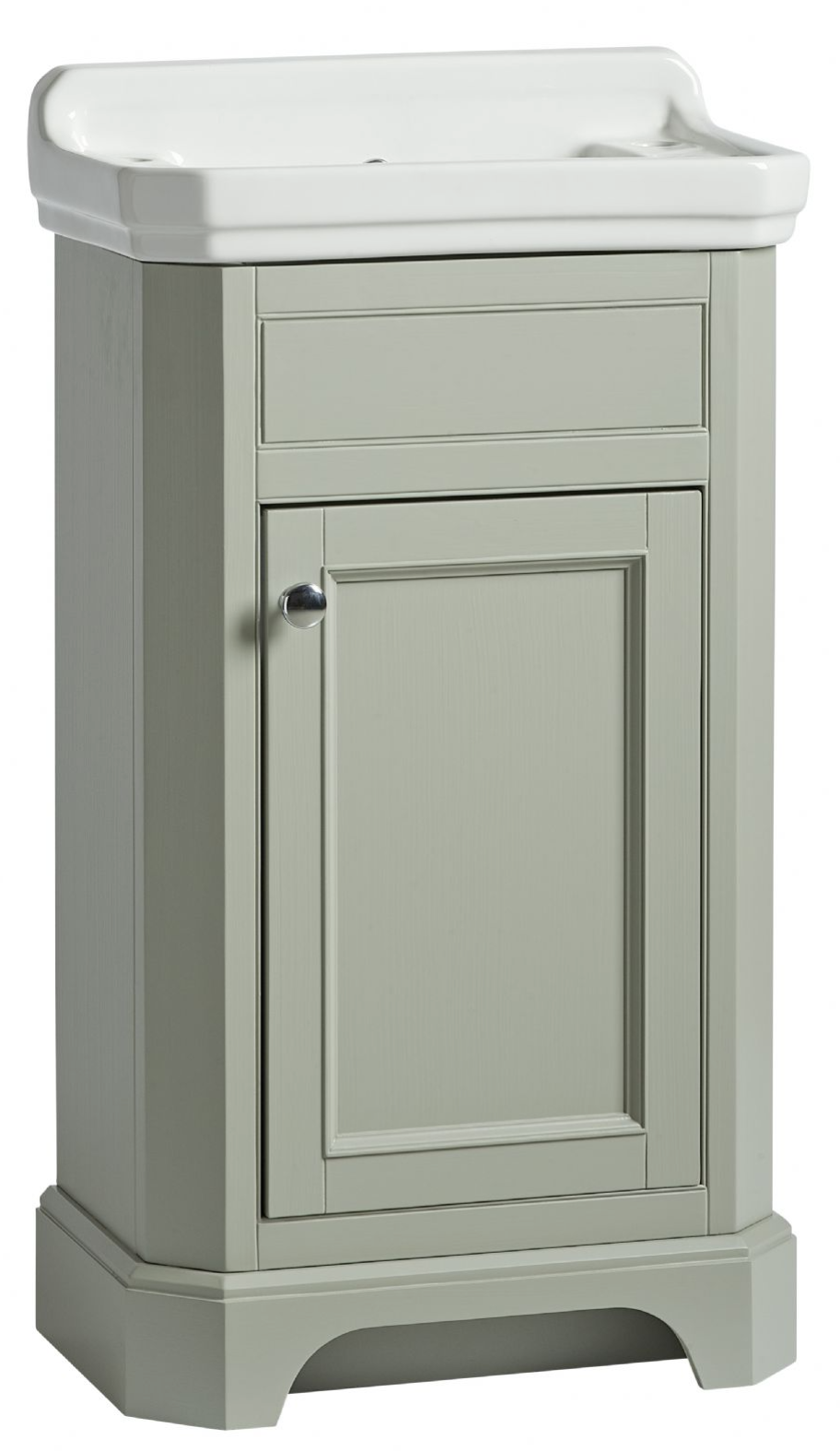 Tavistock Vitoria Pebble Grey Cloakroom Unit Amp Basin